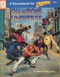 RPG Item: Champions Universe 4th Edition