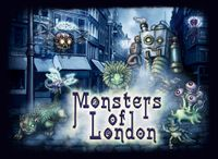 Board Game: Monsters of London