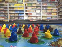 Board Game: Frogriders