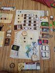 Board Game: Robinson Crusoe: Adventures on the Cursed Island