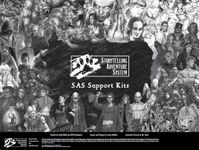 RPG Item: Storytelling Adventure System Support Kit