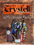 RPG Item: Trystell: Reborn - Game Master's Guide