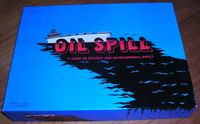 Board Game: Oil Spill