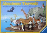 Board Game: Wildlife Adventure