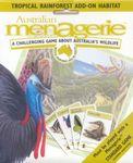 Board Game: Australian Menagerie: Tropical Rainforest Habitat
