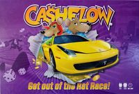 Board Game: Cashflow 101