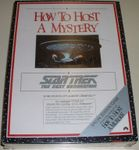 Board Game: How to Host a Mystery: Star Trek – The Next Generation