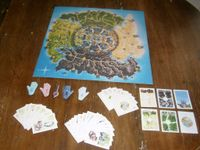 Board Game: The Golden City