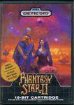 Video Game: Phantasy Star II