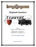 RPG Item: Tusmit Regional Gazetteer