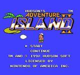 Video Game: Adventure Island II