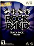 Video Game: Rock Band Track Pack Vol. 1