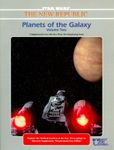 RPG Item: Planets of the Galaxy: Volume Two