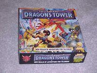 Board Game: Talisman (Third Edition): Dragon's Tower