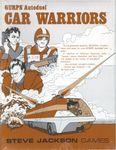 RPG Item: GURPS Autoduel Car Warriors