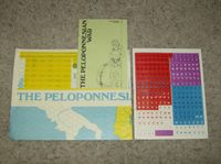 Board Game: The Peloponnesian War