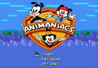 Video Game: Animaniacs