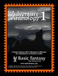 RPG Item: AA1: Adventure Anthology 1