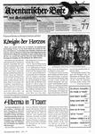 Issue: Aventurischer Bote (Issue 77 - Mar/Apr 1999)