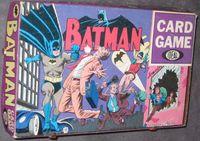 Board Game: Batman Mini Board Card Game