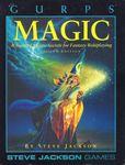 RPG Item: GURPS Magic (Second Edition)