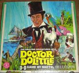 Board Game: The Amazing Adventures of Doctor Dolittle 3D Game