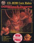 RPG Item: AD&D CD-ROM Core Rules