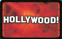 Board Game: The Hollywood! Card Game