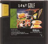 Video Game: Zany Golf