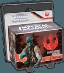 Board Game: Star Wars: Imperial Assault – Rebel Saboteurs Ally Pack