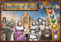 Board Game: Empires of Zidal