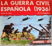Board Game: La Guerra Civil Española (1936)