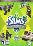 Video Game: The Sims 3: High-End Loft Stuff