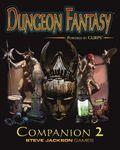 RPG Item: Dungeon Fantasy Companion 2