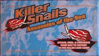 Board Game: Killer Snails: Assassins of the Sea