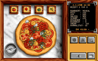 Video Game: Pizza Tycoon