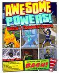 RPG Item: Awesome Powers! Volume 01: Elemental Powers