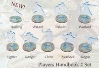 RPG Item: Invisibility Stand-Ins Player's Handbook 2 Set