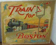 Board Game: Train for Boston