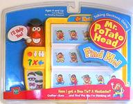 Board Game: Mr. Potato Head Find Me