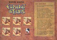 Board Game: Euphrat & Tigris: Die Zikkurat