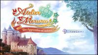 Video Game: Atelier Meruru: The Alchemist of Arland 3