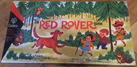 Board Game: The Red Rover Game