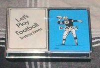 Board Game: Football