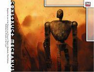 RPG Item: Construct Mechanus