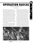 RPG Item: Combat Orders No. 3: Operation Rascal