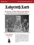 RPG Item: CLA1: Fortress of the Mountain King