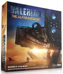 Board Game: Valerian: The Alpha Missions