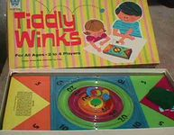 Board Game: Tiddledy Winks