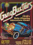 RPG Item: Gangbusters (1st Edition)